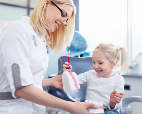 Zahngesundheit für Kinder