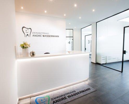 Willkommen in der Zahnarztpraxis André Wassermann