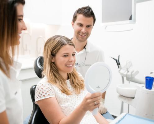 Wohlfühl-Faktor in der Zahnarztpraxis Dr. Wassermann